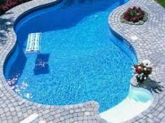 Строительство бассейнов,  бань и саун