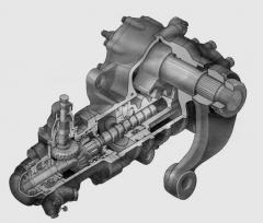 Ремонт рулевого механизма с шариковой гайкой