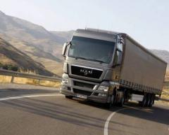 Automobile international transport.
