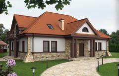 Строительство каркасных домов из дерева по...
