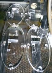 Лазерная резка стекла