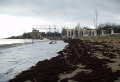 Recovery of beaches with the help pass the dredge