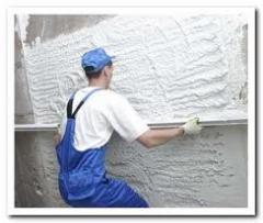 Internal plaster works, Internal plaster works