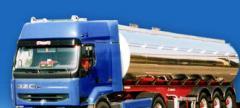 We deliver oil products own motor transport 23320,