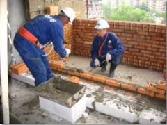 Общестроительные работы Киев