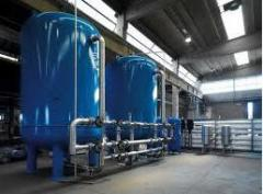Adjustment of the water treatment equipmen