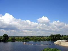 Очистка водоемов,  рек,  прудов,  удаление...