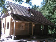 Строительство деревянных домов Украина