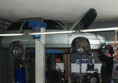 Ремонт ходовой системы автомобилей. Обслуживание и ремонт ходовой и других систем.