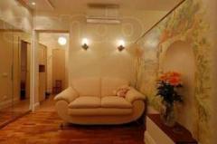 Turnkey apartment renovation. Turnkey apartment