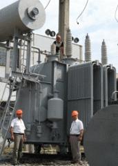 Монтаж электросиловых установок