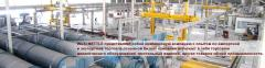 Услуги по организации импорта промышленного