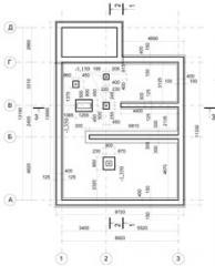 Разработка рабочей документации на строительство и