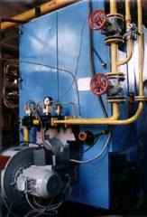 Горелки газовые блочные ГГС-Б
