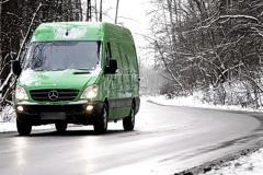 Delivery deceased Ukraine