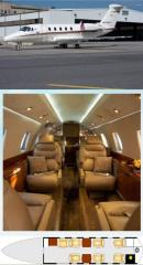 Charter flights for corporate customers