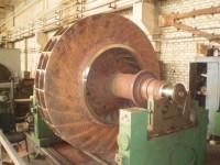 Balancing of shaft Dnipropetrovsk, Ukraine