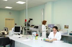 Лабораторная диагностика в Харькове