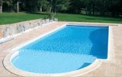 Construction and equipment for pools.
