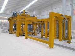 Supply of equipment for production of building