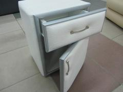 Production of bedside tables, bedside table