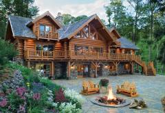 Деревянные дома качественно,  экологичные...