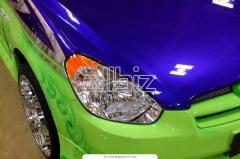Восстановительная полировка автомобилей Кременчуг