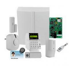 Установка систем охранного оборудования, видеонаблюдения, сигнализации