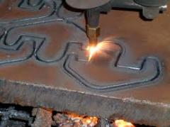 Plasma cutting of metal Kharkiv. Plasma cutting of