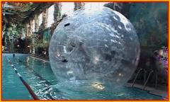 Водный аттракцион в аквапарке Джунгли для детей и