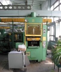 Прессование изделий из реактопластов