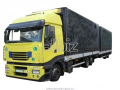 Cargo transportation across all Ukraine