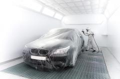 Покраска рихтовка авто Запорожье Autopaint