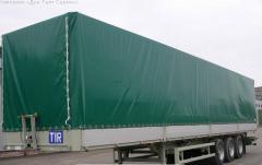 Пошив тентов на грузовые автомобили Донецк, ...