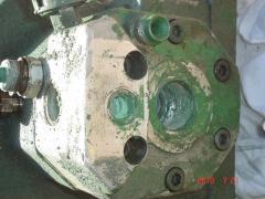 Repair of the painting equipment. Repair of the
