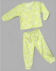 Пошив трикотажных пижам детских