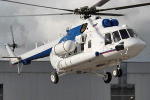 Charter flights Mi-8AMT(MI-171) Helicopter