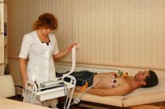Кардиология, ЭКГ с расшифровкой, назначение инъекционной схемы лечения, Харьков