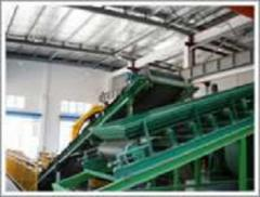 Deliveries of the industrial equipment of Wuxi