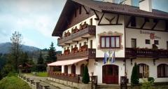 Пансионат Альпийський двор