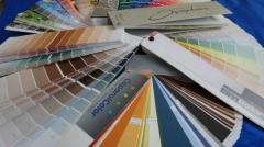 Колірування фарб