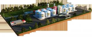 Строительство и реконструкцию элеваторных комплексов