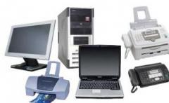 Техническое обследование электронной вычислительной техники