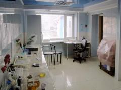 General analysis of urine, Kamyanets-Podilsky,