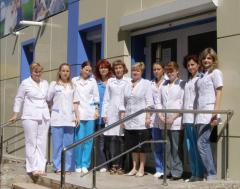Diagnostics is laboratory, Kamyanets-Podilsky, the