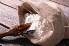 Production of flour