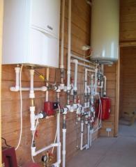 Монтаж и реконструкция систем теплоснабжения, Украина