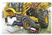 Repair of special equipmen