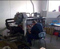 Ремонт, монтаж, наладка технологического оборудования