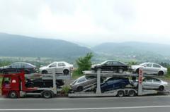 Грузовые перевозки автомобилей